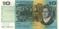 10 Dollars (1991) Australien P.45g unc/kassenfrisch  40,00 EUR  +  6,50 EUR shipping