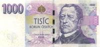 1.000 Korun 2008 Tschechische Republik P.25b unc/kassenfrisch  70,00 EUR  +  6,50 EUR shipping