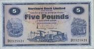 5 Pounds 01.1.1976 Nord-Irland P.188c unc/kassenfrisch  110,00 EUR  +  6,50 EUR shipping