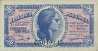 50 Centimes 1937 Spanien P.93 unc/kassenfrisch  14,00 EUR  +  6,50 EUR shipping