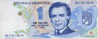 1 Valor 1995 Argentinien  unc/kassenfrisch  1,50 EUR  +  6,50 EUR shipping