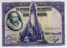 100 Pesetas 05.5.1928 Spanien P.76 au/unc  42,00 EUR  +  6,50 EUR shipping
