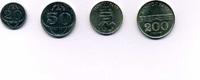 Set 4 1994 Mongolei  Bankfrisch  2,95 EUR  +  6,50 EUR shipping