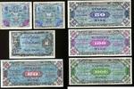 1-1.000 Mark 1944 Alliierte Besatzung *7 Werte Ros.201-207* au/unc  220,00 EUR  +  6,50 EUR shipping