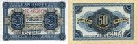 50 Pfennig 1948 Deutsche Noten Bank 1948 - Perforation. Musterschein-Se... 215,00 EUR  +  6,50 EUR shipping