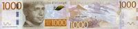 1.000 Kronor 2015 Schweden - DAG HAMMARSKJÖLD - unc/kassenfrisch  245,00 EUR  +  6,50 EUR shipping
