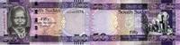 50 Pounds (2011) Süd Sudan P.09/2011 unc/kassenfrisch  56,00 EUR