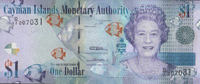 1 Dollar 2010 Cayman Island Pick 38 unc/kassenfrisch  2,45 EUR  +  6,50 EUR shipping