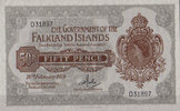 50 Pence 1974 Falkland Insel Pick 10b unc  65,00 EUR  +  6,50 EUR shipping