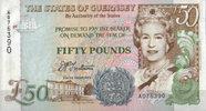 50 Pounds 1994 Guernsey Pick 59 unc  149,50 EUR  +  6,50 EUR shipping