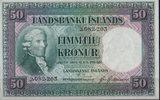 50 Kronur 1928 Island Pick 34a unc  222.46 US$ 199,00 EUR  +  17.89 US$ shipping