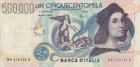 500.000 Lire 06.3.1997 Italien Pick 118 unc  520,00 EUR