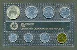 1 Pfg. - 5 Mark 1989 DDR-  mit Brandenburgertor 1989  stempelglanz  90,00 EUR
