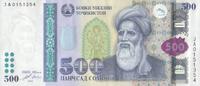 500 Somoni 2010 Tadschikistan Pick 22 unc  180,00 EUR  +  6,50 EUR shipping