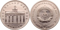 5 Mark 1983 DDR Brandenburger Tor st  698,00 EUR  +  12,90 EUR shipping