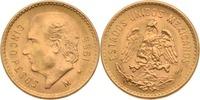 Mexiko 5 Pesos 1955 st  149,00 EUR  +  8,90 EUR shipping