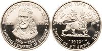 5 Birr 1964/1972 Äthiopien Tewodros II. PP  119,00 EUR  +  8,90 EUR shipping