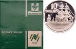 10 Dollars 1988 Australien Segelschiffe der First Fleet PP  39,00 EUR  +  8,90 EUR shipping