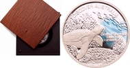 1 Dollar 2006 Australien Meeresschildkröte im Great Barrier Reef PP, Fa... 69,00 EUR  +  8,90 EUR shipping