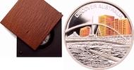 1 Dollar 2006 Australien Melbourne PP, Farbdruck  59,00 EUR  +  8,90 EUR shipping