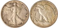 USA Half Dollar 1920 vz+ USA, Half Dollar, 1920, Walking Liberty, vz+ 90,00 EUR incl. VAT., +  10,00 EUR shipping