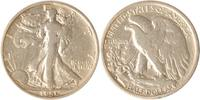 USA Half Dollar USA, Half Dollar, 1936 S (San Francisco), Walking Liberty, ss