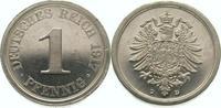 Pfennig 1917  D Kleinmünzen  Polierte Platte. Fast Stempelglanz  325,00 EUR  +  5,00 EUR shipping
