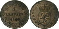 Kreuzer 1840 Hessen-Homburg Philipp 1839-1846. Schöne Patina. Vorzüglic... 425,00 EUR  +  5,00 EUR shipping