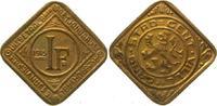 1 Frank 1915 Stadt Gent  Sehr selten. Vorzüglich  475,00 EUR  Excl. 5,00 EUR Verzending