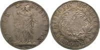 Italien-Subalpine Republik 5 Francs 1801 S...