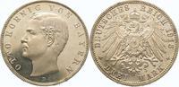 3 Mark 1913  D Bayern Otto 1886-1913. Polierte Platte. Vorzüglich - Ste... 250,00 EUR