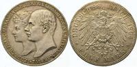 5 Mark 1904  A Mecklenburg-Schwerin Friedrich Franz IV. 1897-1918. Vorz... 225,00 EUR