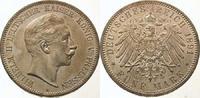 5 Mark 1891  A Preußen Wilhelm II. 1888-1918. Fast Stempelglanz  950,00 EUR  +  5,00 EUR shipping
