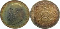 5 Mark 1908  D Sachsen-Meiningen Georg II. 1866-1914. Schöne Patina. Fa... 875,00 EUR  +  5,00 EUR shipping