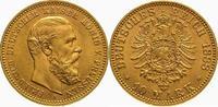 10 Mark Gold 1888  A Preußen Friedrich III. 1888. Fast Stempelglanz  300,00 EUR  +  5,00 EUR shipping