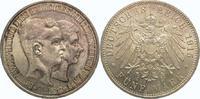 5 Mark 1915  A Braunschweig Ernst August 1913-1916. Fast Stempelglanz  975,00 EUR  +  5,00 EUR shipping