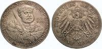 5 Mark 1908 Sachsen-Weimar-Eisenach Wilhelm Ernst 1901-1918. Fast Stemp... 300,00 EUR  +  5,00 EUR shipping