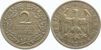 2 Mark 1927  F Weimarer Republik  Sehr schön - vorzüglich  285,00 EUR  +  5,00 EUR shipping