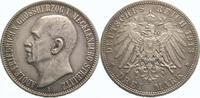 3 Mark 1913  A Mecklenburg-Strelitz Adolf Friedrich V. 1904-1914. Vorzü... 1650,00 EUR  +  5,00 EUR shipping
