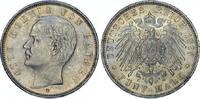 5 Mark 1895  D Bayern Otto 1886-1913. Fast Stempelglanz  675,00 EUR  Excl. 5,00 EUR Verzending