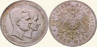5 Mark 1915  A Braunschweig Ernst August 1913-1916. Winz. Randfehler, f... 900,00 EUR  Excl. 5,00 EUR Verzending
