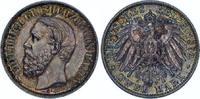 2 Mark 1892  G Baden Friedrich I. 1856-1907. Schöne Patina. Vorzüglich ... 975,00 EUR  +  5,00 EUR shipping