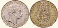 2 Mark 1888  A Preußen Wilhelm II. 1888-1918. Vorzüglich - Stempelglanz  550,00 EUR  Excl. 5,00 EUR Verzending