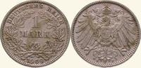 1 Mark 1909  E Kleinmünzen  Sehr schön - vorzüglich  95,00 EUR