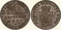 1/2 Silbergroschen 1846  A Schwarzburg-Sondershausen Günther Friedrich ... 35,00 EUR