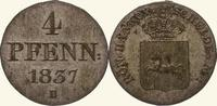 4 Pfennig 1837  B Braunschweig-Calenberg-Hannover Wilhelm IV. 1830-1837... 30,00 EUR