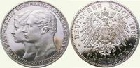 5 Mark 1903  A Sachsen-Weimar-Eisenach Wilhelm Ernst 1901-1918. Poliert... 400,00 EUR  +  5,00 EUR shipping