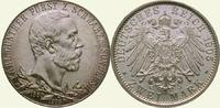 2 Mark 1905 Schwarzburg-Sondershausen Karl Günther 1880-1909. Polierte ... 275,00 EUR  +  5,00 EUR shipping