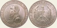 5 Mark 1927  F Weimarer Republik  Fast Stempelglanz  539.34 US$  +  11.12 US$ shipping