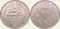 5 Mark 1927  A Weimarer Republik  Erstabschlag. Fast Stempelglanz  675,00 EUR  Excl. 5,00 EUR Verzending